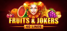 Fruits & Jokers:40 lines