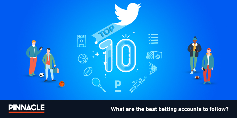 Best twitter accounts for sports betting canada horse racing betting sites