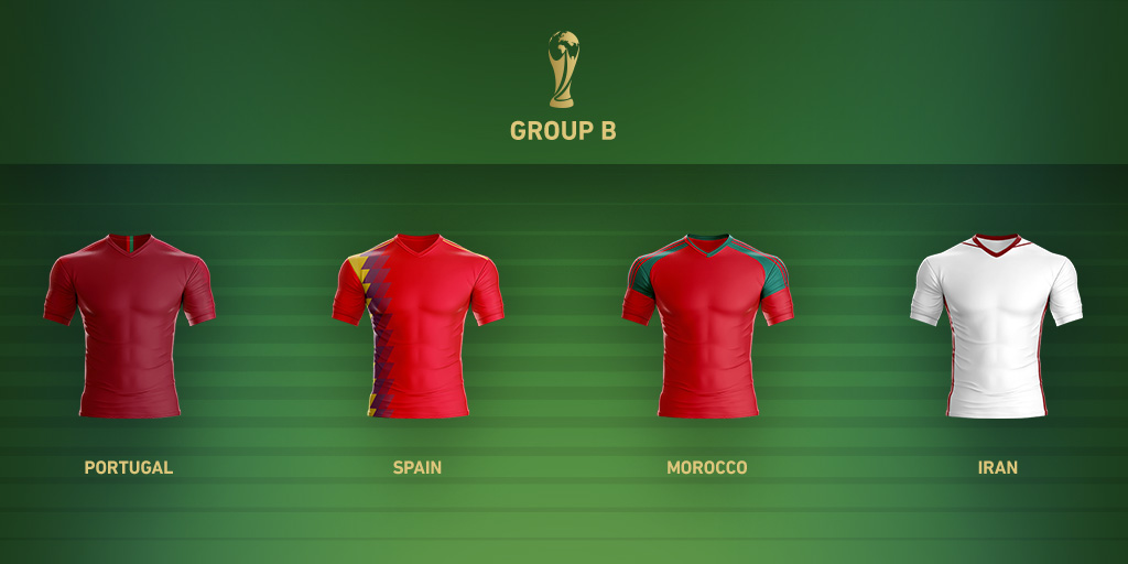 World Cup Group B Preview  bd30d71e1fa40
