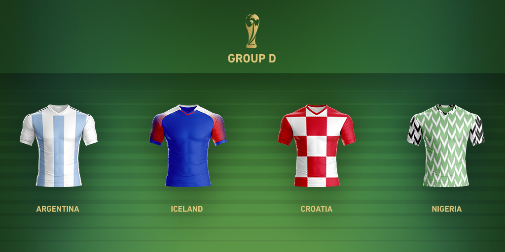 World Cup Group D preview