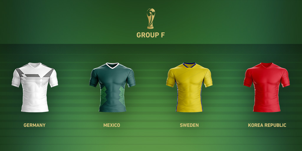 World Cup Group F preview