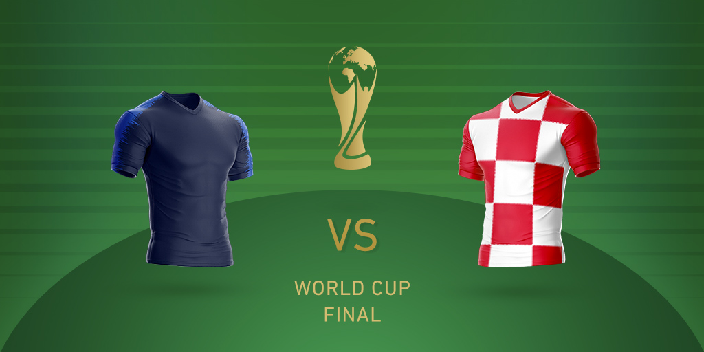 World Cup final preview: France vs. Croatia