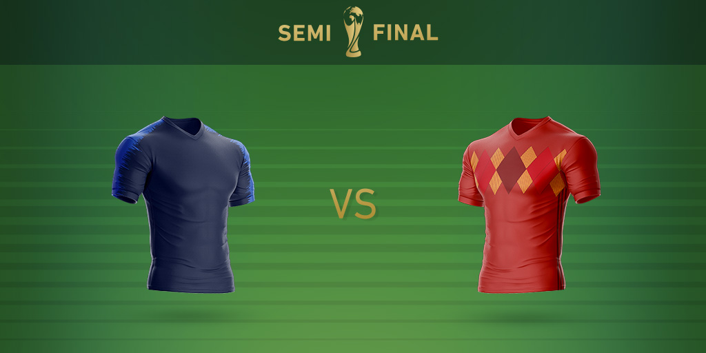 World Cup semi-final preview: France vs. Belgium