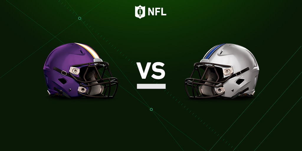 NFL Week 7 preview: Minnesota Vikings at Detroit Lions