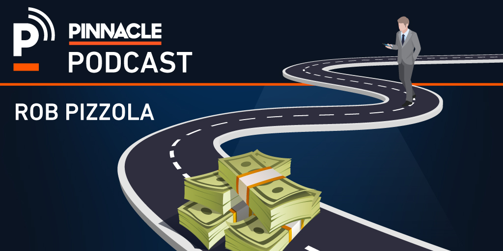 The journey to becoming a successful bettor - Pinnacle Betting Podcast