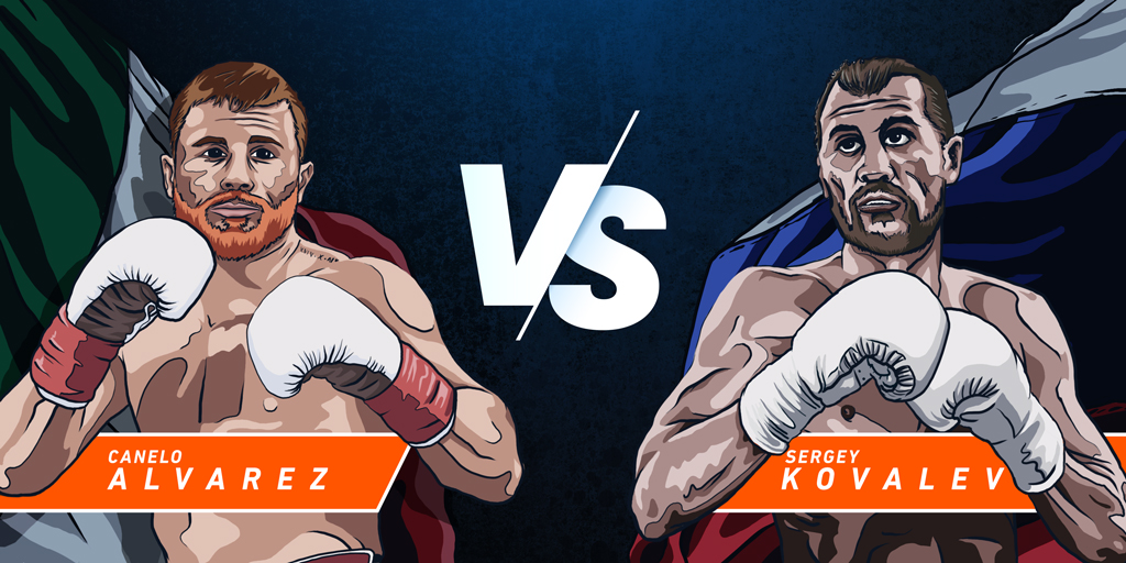 Saul 'Canelo' Alvarez vs Sergey Kovalev betting preview
