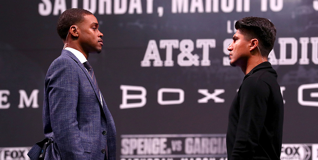Errol Spence Jr. vs. Mikey Garcia betting preview