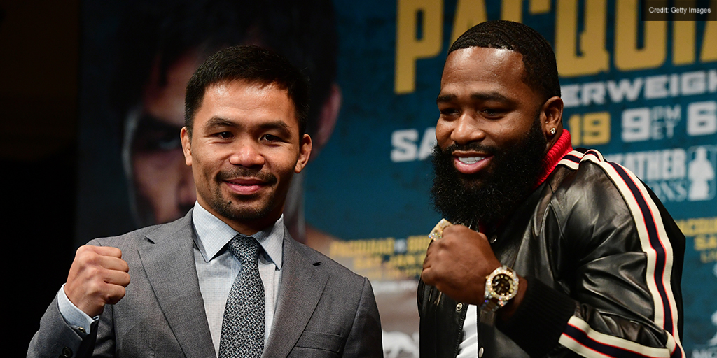 Manny Pacquiao vs. Adrien Broner betting preview
