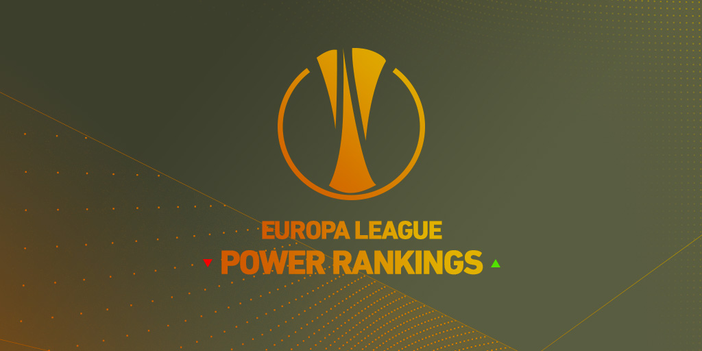 Europa League Power Rankings