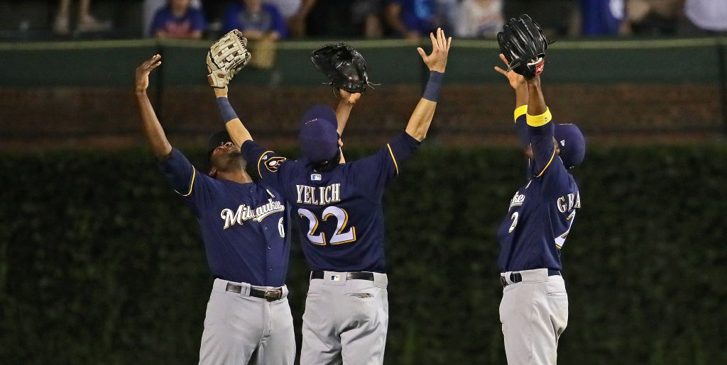 outlet store 711a1 c472d Can the Milwaukee Brewers win the 2018 World Series?