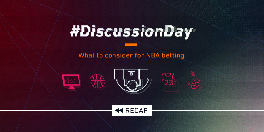 NBA Discussion Day: Learn from expert basketball bettors