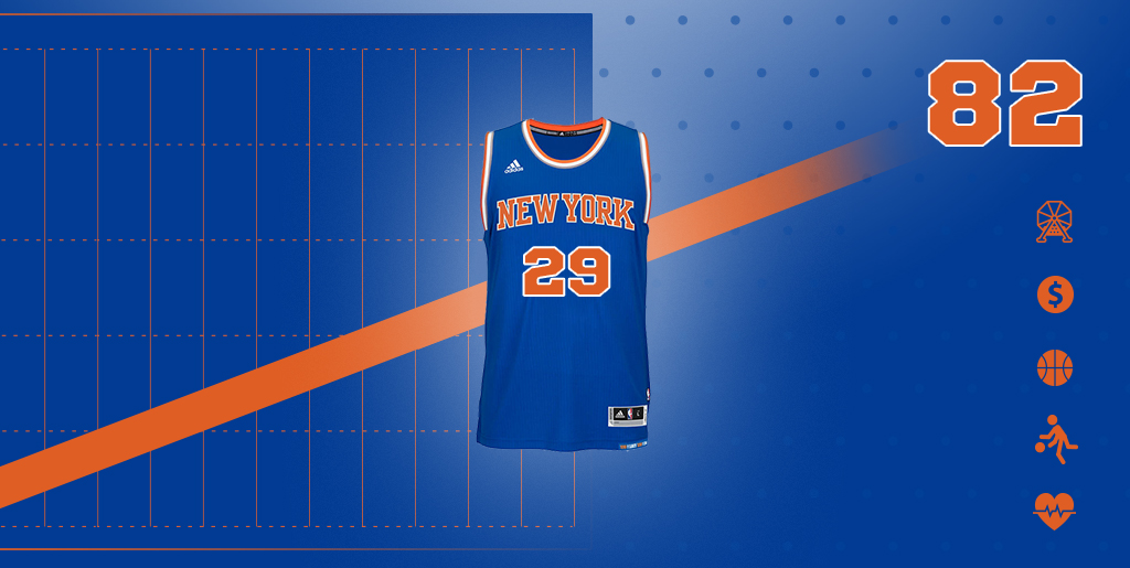 The New York Knicks and Value of Ball Possession