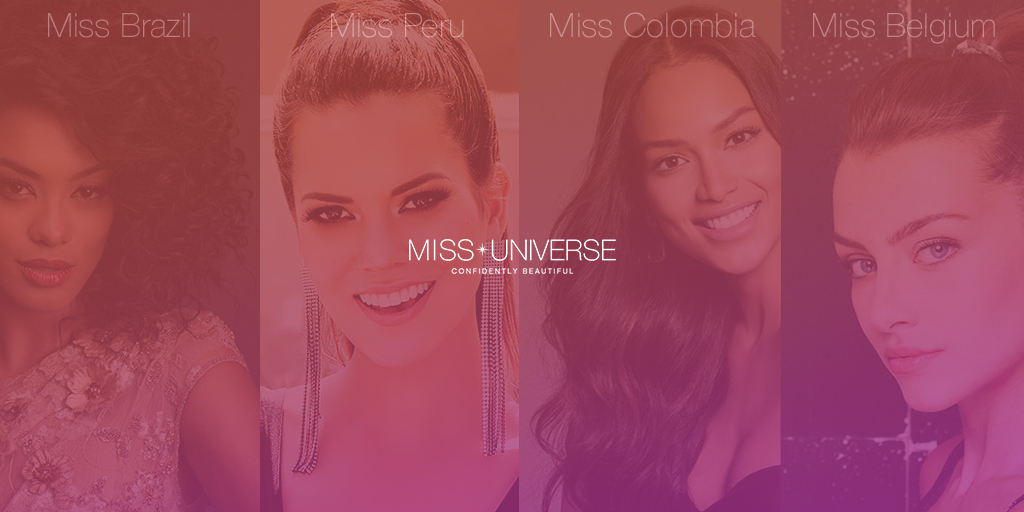 Who will win the Miss Universe Final 2016?