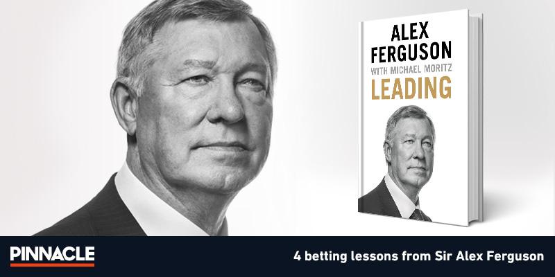 Sir Alex Ferguson Leading Book