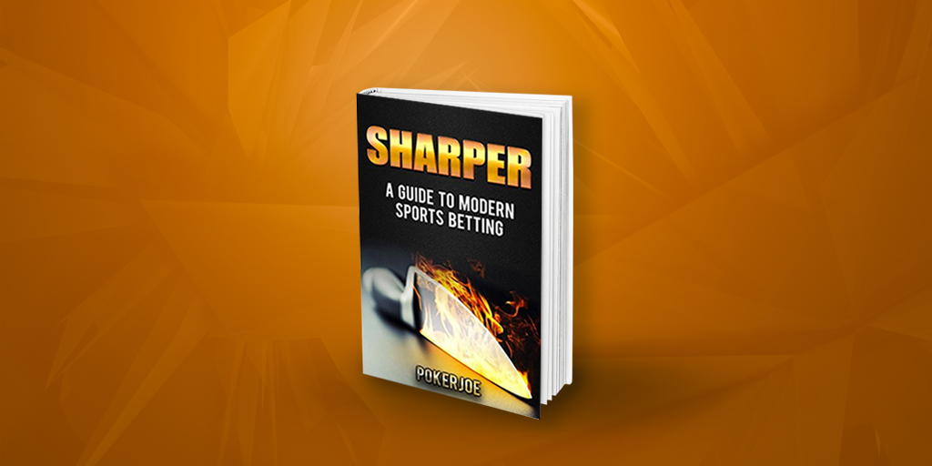 Book Review: Sharper - A guide to modern sports betting