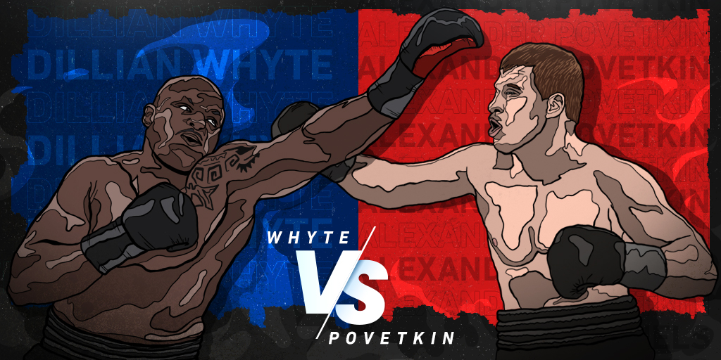Dillian Whyte vs. Alexander Povetkin betting preview
