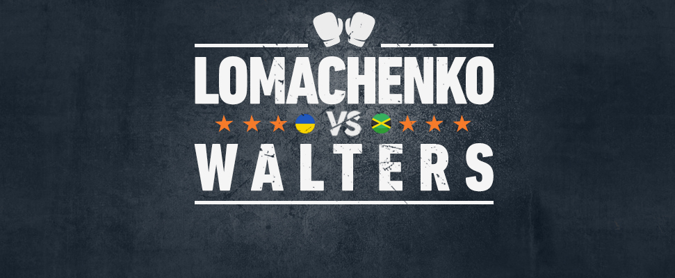 Vasyl Lomachenko vs. Nicholas Walters betting preview