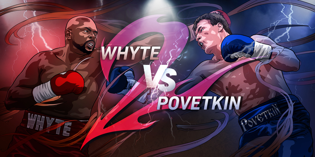 Dillian Whyte vs. Alexander Povetkin 2 betting preview