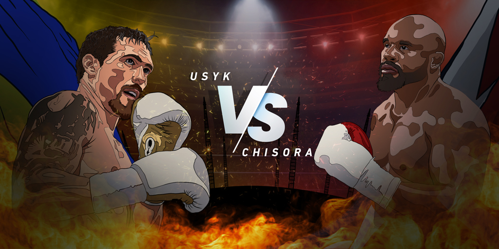 Oleksandr Usyk vs. Derek Chisora betting preview