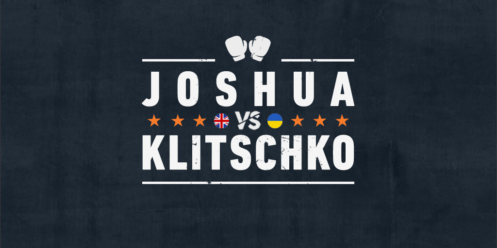 Anthony Joshua vs. Wladimir Klitschko betting preview