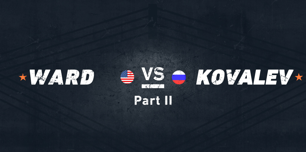 Andre Ward vs. Sergey Kovalev II betting preview