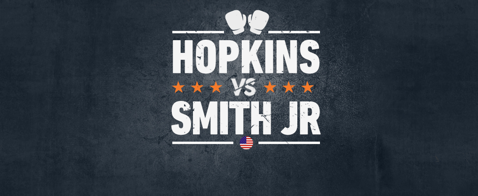 Bernard Hopkins vs. Joe Smith Jr betting odds analysis