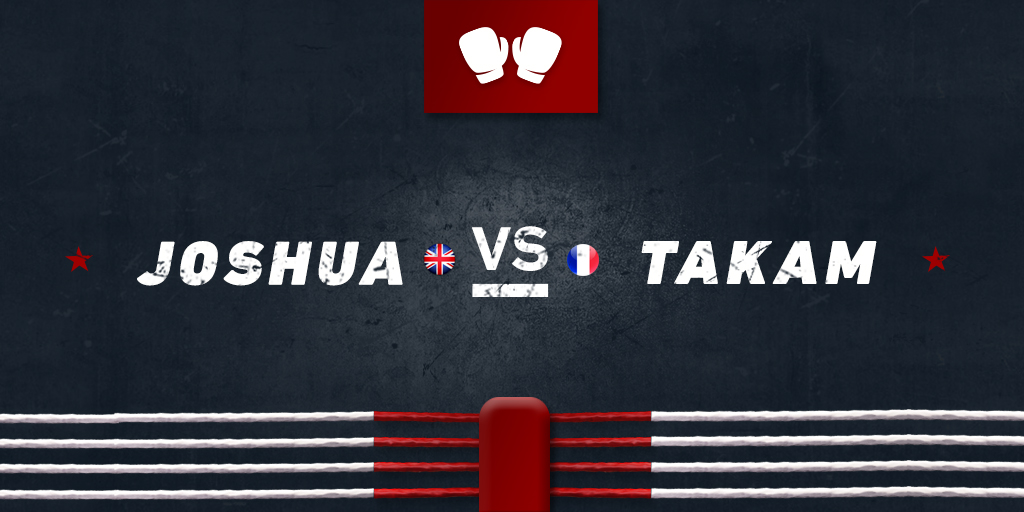 Joshua vs. Takam betting preview