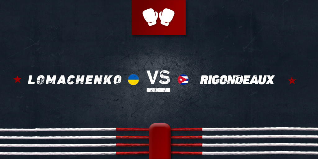 Lomachenko vs. Rigondeaux betting preview