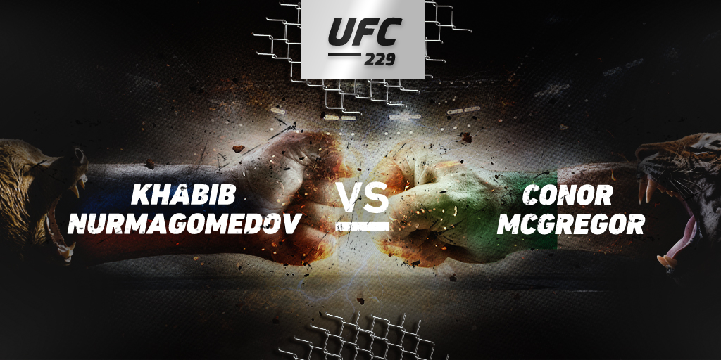 UFC 229 betting: Conor McGregor vs Khabib Nurmagomedov