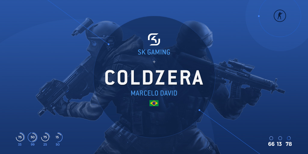 January's eSports Player of the Month: coldzera