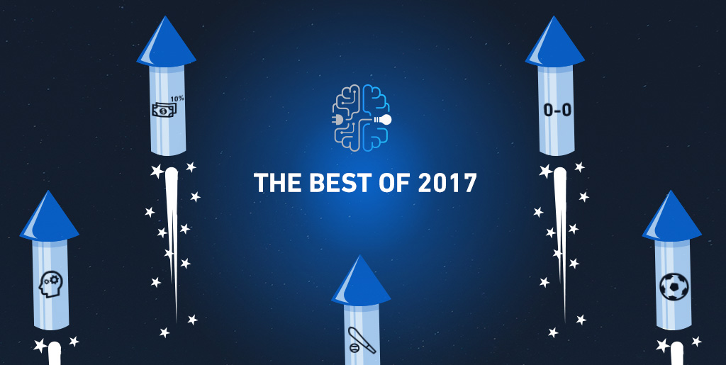 The top five most popular betting articles of 2017