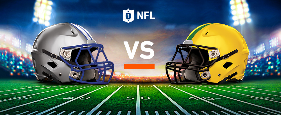packers vs cowboys spread live betting football