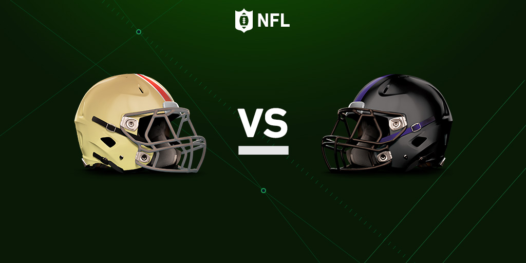NFL Week 13 preview: San Francisco 49ers at Baltimore Ravens