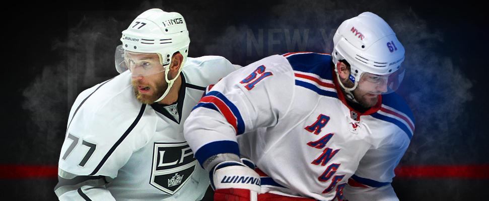 2014 Stanley Cup Finals betting