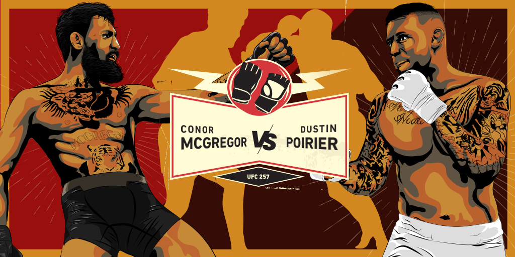 UFC 257 preview: Conor McGregor vs. Dustin Poirier