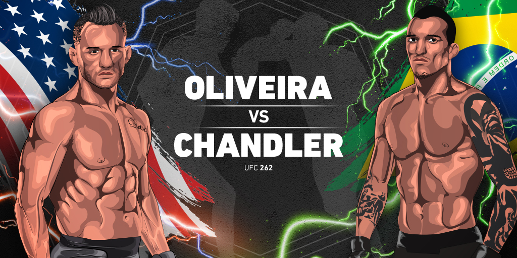 UFC 262 preview: Charles Oliveira vs. Michael Chandler