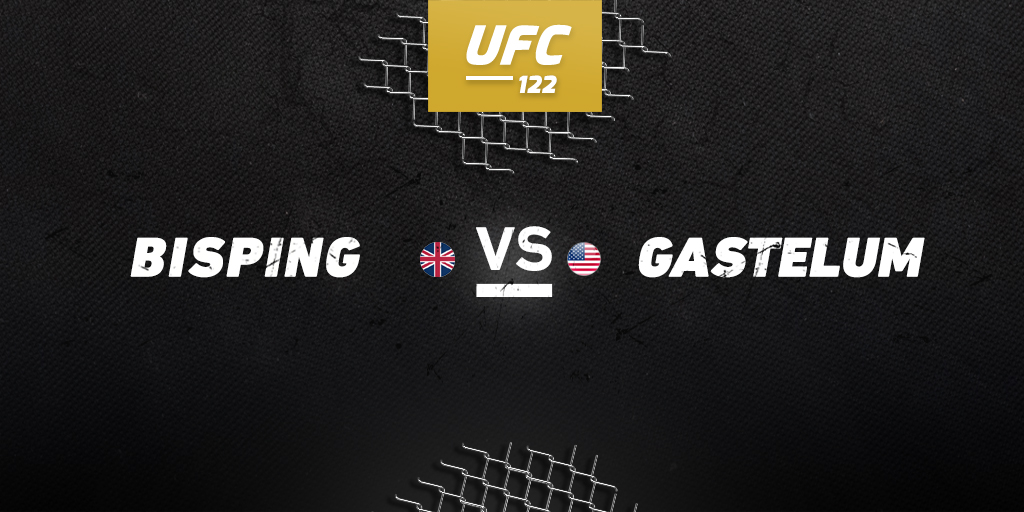 UFC Fight Night 122: Bisping vs. Gastelum betting preview