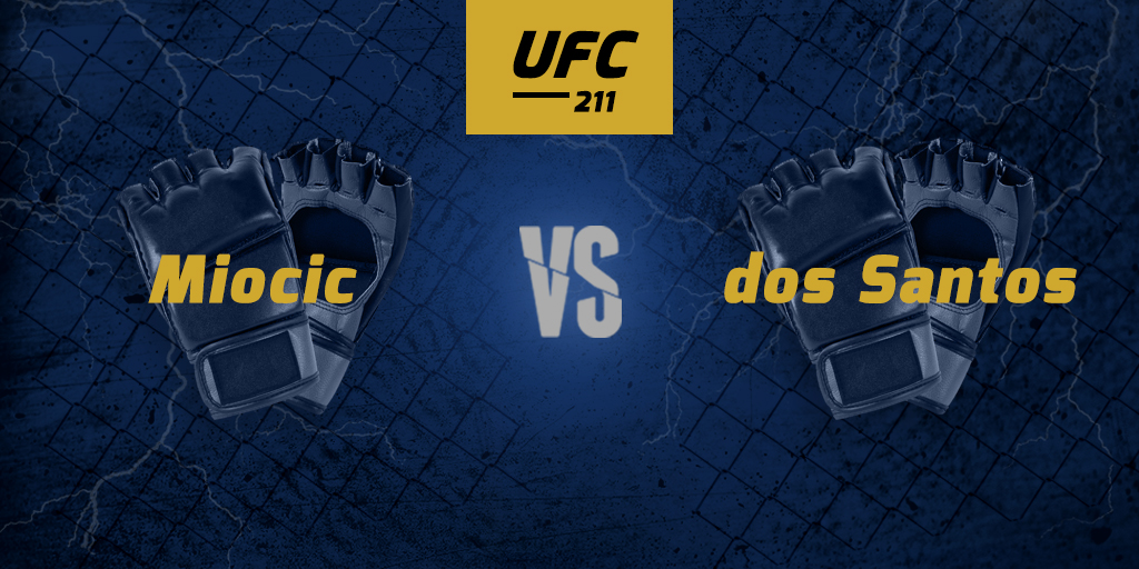 UFC 211: Miocic vs. dos Santos betting predictions
