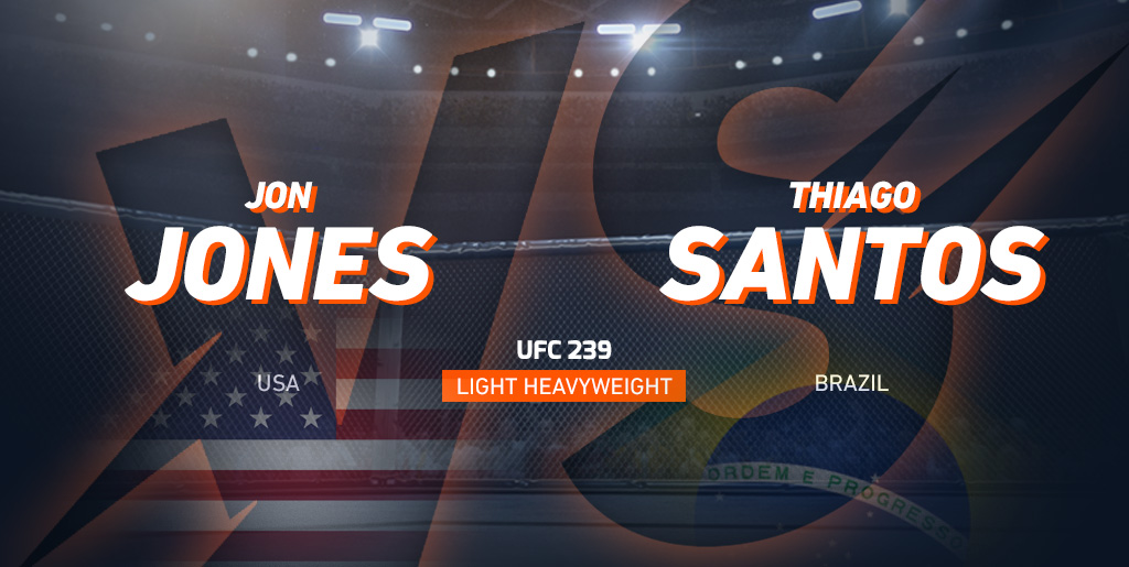 UFC 239 preview: Inform your Jones vs. Santos predictions
