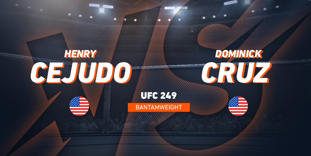 UFC 249 preview: Henry Cejudo vs. Dominick Cruz