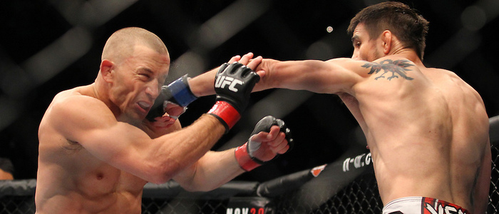Ufc 158 betting predictions today how does sports betting odds work