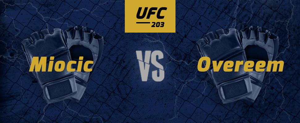 UFC Betting Odds