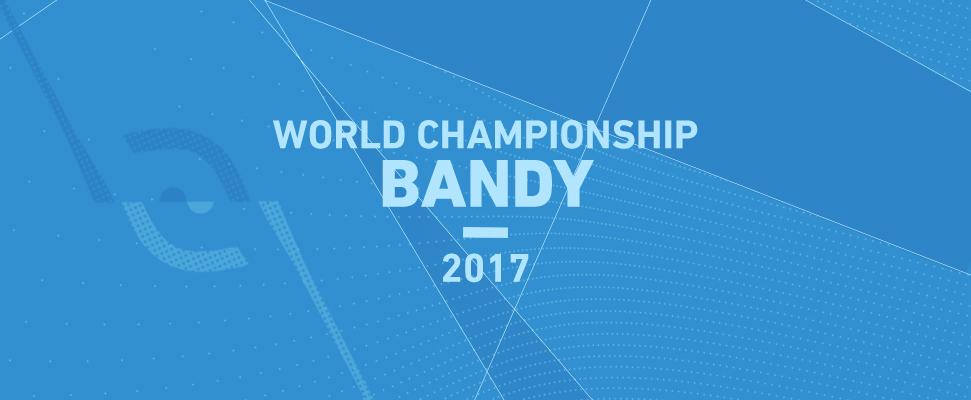 Чемпионат мира по хоккею с мячом 2017г.