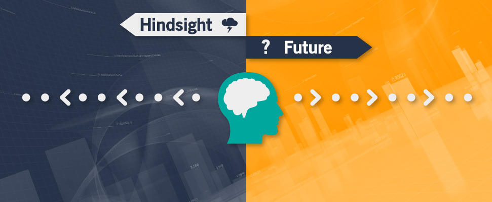 The hindsight bias effect in sports betting