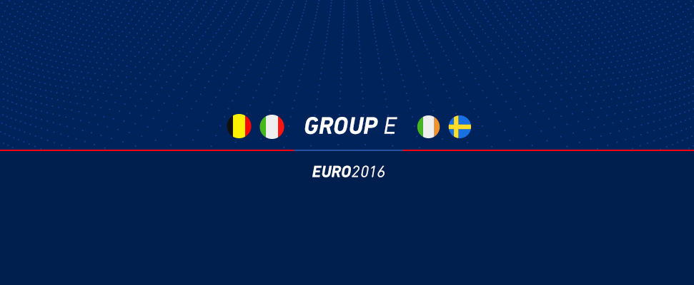 Euro 2016: Group E betting preview