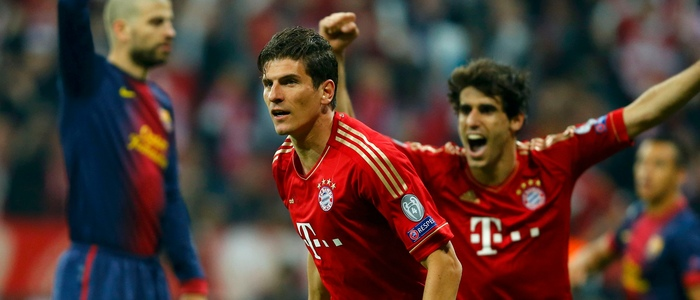 Bayern Munich Vs Barcelona Betting 2013 Champions League Semi Final Betting Preview