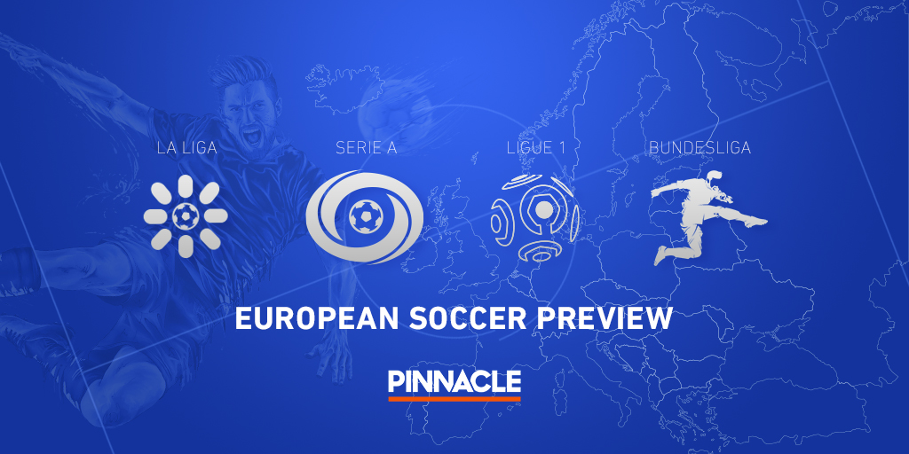 European Soccer Preview: this week's matches