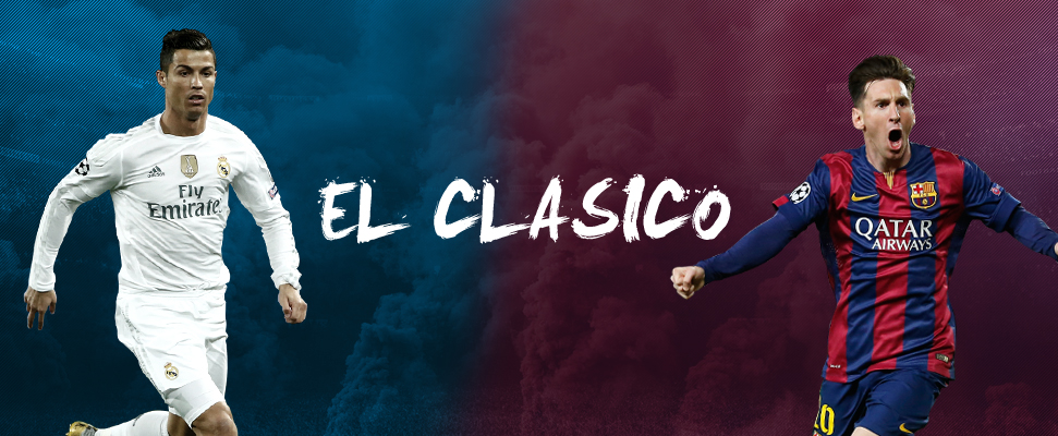 El Clásico Betting | Cristiano Ronaldo vs Lionel Messi | La Liga ...
