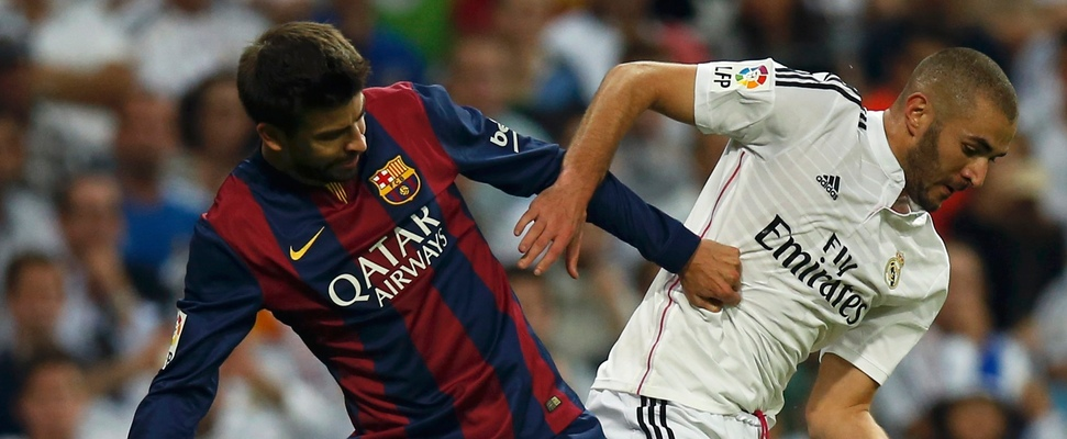 Betting on Real Madrid & Barcelona at home