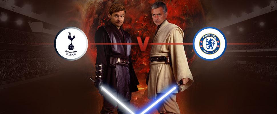 Chelsea v tottenham derby